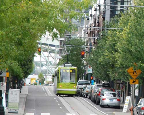 Streetcar from VIA Metropolitan Transit report (looks like it's in Portland).